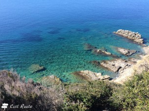 Mare a Punta Rio Fanale