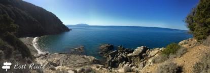 Panoramica Punta della Galera