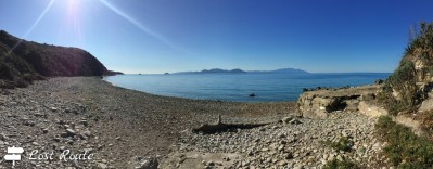 Panoramica di Spiaggia Lunga