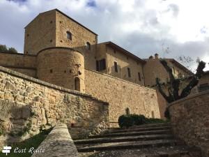 La Rocca, scorcio