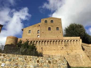 La Rocca, retro