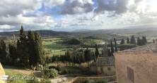 La vista dalla Rocca
