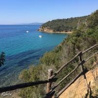 Cala Martina e Punta Francese