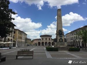 Piazza Arnolfo di Cambio, Colle di Val d'Elsa