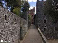 Camminamenti interni, tra le mura