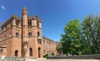 Edificio padronale nel Castello di Brolio