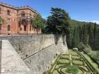 Edificio padronale e giardino all'italiana
