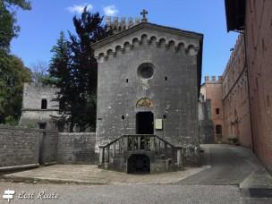 La cappella di San Jacopo
