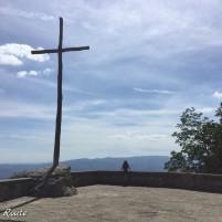 La Croce nel Quadrante al Santuario della Verna
