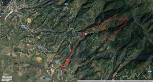 download-traccia-gps-strada-verde-vinci-anchiano-faltognano