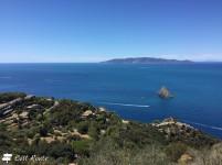 Argentarola e l'Isola del Giglio