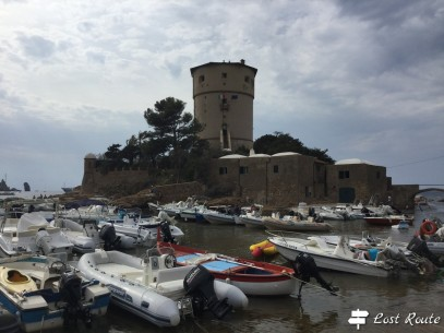 La Torre del Campese a Giglio Campese