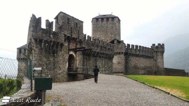 Castello di Montebello, Bellinzona, Grand Tour of Switzerland by LostRoute