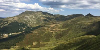 Da Punta Sofia al monte Cupolino, con i Pascoli del Corno