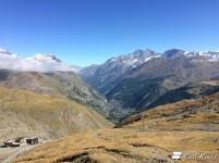 La bellissima Zermatt custodita dai monti