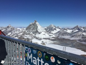 Matterhorn Glacier Paradise, vista sul Cervino