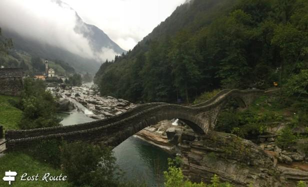 Ponte dei Salti, Lavertezzo, Grand Tour of Switzerland by LostRoute