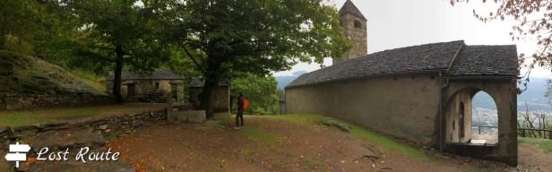 San Bernard, Monte Carasso, Ticino, Grand Tour of Switzerland