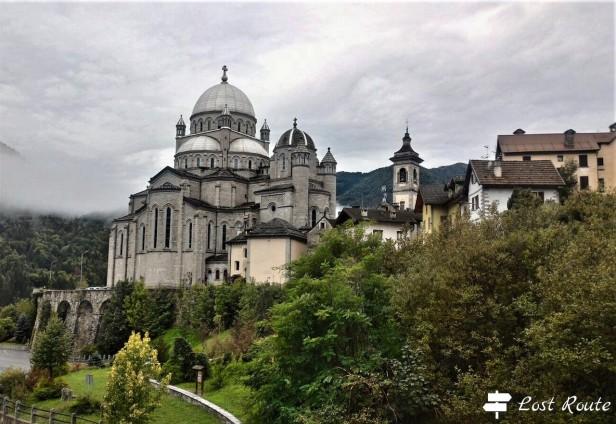 Santuario della Madonna del Sangue, Re, Piemonte