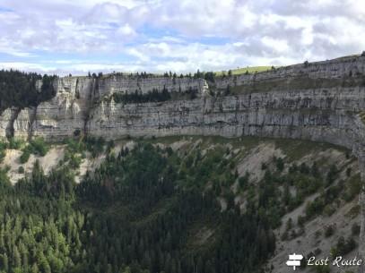 Creux du Van, Vaud, Grand Tour of Switzerland #1