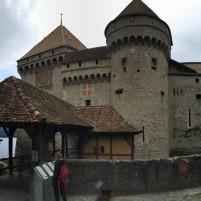 Il Castello di Chillon, Veytaux, Vaud, Grand Tour of Switzerland #2