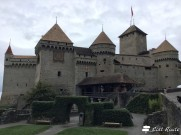 Il Castello di Chillon, Veytaux, Vaud, Grand Tour of Switzerland #1