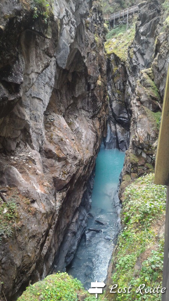 Il Gornera, Gorner Gorge, Zermatt, Valais, Grand Tour of Switzerland