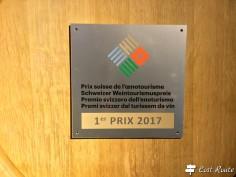 Premio svizzero dell'enoturismo 2017, Castello di Chillon, Veytaux, Grand Tour of Switzerland