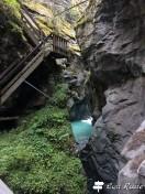 Scorcio del torrente Gornera, Gorner Gorge, Zermatt, Valais, Grand Tour of Switzerland