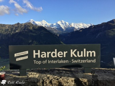 Harder Kulm, Top of Interlaken, Interlaken, Berna, Grand Tour of Switzerland