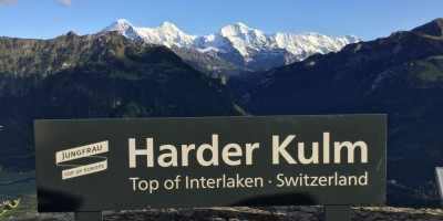 Harder Kulm, Top of Interlaken, Interlaken, Berna, Grand Tour of Switzerland