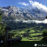 La vallata sotto all'Eiger, 3967 mt, Grindelwald, Berna, Grand Tour of Switzerland #3
