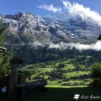 La vallata sotto all'Eiger, 3967 mt, Grindelwald, Berna, Grand Tour of Switzerland #3