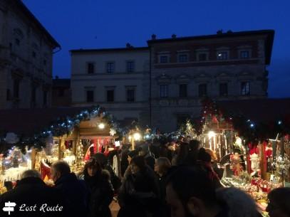 Mercatino di Natale di Montepulciano, Siena, Toscana