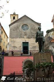 Oratorio dei Disciplinati di Santa Caterina, Corniglia, Cinque Terre, Liguria
