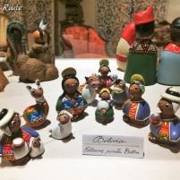 Presepi dal mondo, Bolivia, Mercatino di Montepulciano, Siena, Toscana