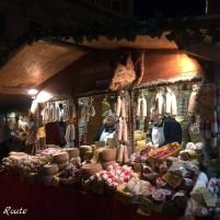 Prodotti tipici senesi, Mercatino di Montepulciano, Siena, Toscana