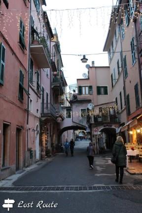 A piedi in centro, Monterosso, Cinque Terre, Liguria