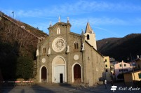 Chiesa di San Giovanni Battista, Riomaggiore, Cinque Terre, Liguria