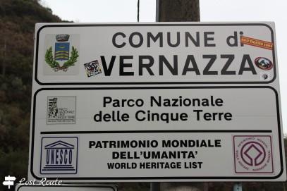 Comune di Vernazza, Parco Nazionale delle Cinque Terre, Liguria, Patrimonio dell'UNESCO