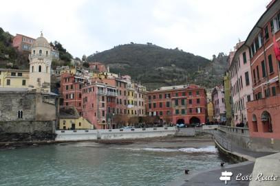 Dalla Marina, verso Piazza Marconi, Vernazza, Cinque Terre, Liguria