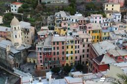 Dettagli, dal Castello, Vernazza, Cinque Terre, Liguria