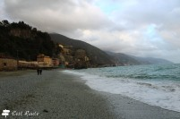 La spiaggia di Fegina, Monterosso, Cinque Terre, Liguria
