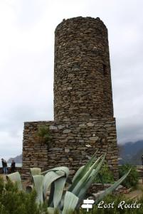 La Torre del Castello Doria, Vernazza, Cinque Terre, Liguria