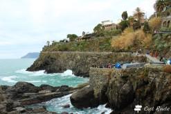 Punta Bonfiglio e l'inizio del Sentiero Azzurro, Manarola, Cinque Terre, Liguria