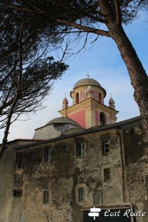 Santuario di Nostra Signora di Montenero, Riomaggiore, Cinque Terre, Liguria